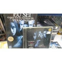 Dvd + Cd Trilha Sonora Do Filme Eu Sei O Que Voces Fizeram
