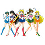 Sailor Moon Completa 1ª A 5ª Temporada + Filmes