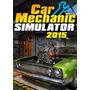 Simulador De Carros, Car Mechanic Simulator 2015 Pc