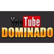 Youtube Dominado + Youtube Para Negocios + 2 Cursos Bônus