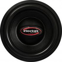 Alto Falante Subwoofer Shocker Twister 8 650w Rms 4+4 Ohms