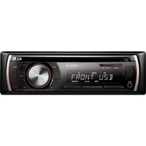 Radio Cd Automotivo Lg Car Cd/mp3/wma Receiver Lcs500un Novo