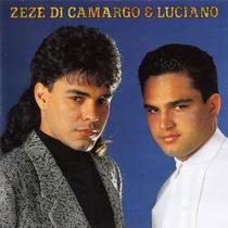 Zezé Di Camargo E Luciano - 1992 (cd Novo E Lacrado)