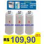 3 Refil Filtro Vela Ibbl Fr600 Frq600 Bdf Atlantis Pfn2000