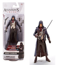 Boneco Assassins Creed Unity - Arno Dorian Mcfarlane