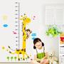 Adesivo Decorativo Infantil Parede C/ Régua De Crescimento