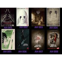 American Horror Story -caderno Personalizado 20 Matérias