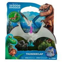 O Bom Dinossauro - Thunderclap Com Bichinho 15cm - Disney