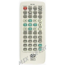 Controle Remoto Para Dvd Cyber Home Chdvd300z Chdv320 Ch402