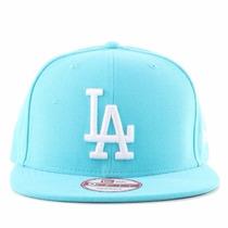 Boné Aba Reta La Dodgers Azul Vice Original Snapback Mlb