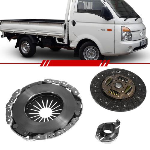 Kit De Embreagem Hyundai H100 H1 Hr 2012 2011 2010 A 2003