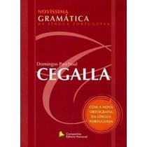 Novíssima Gramática Cegalla 48 Ed + Gabarito - Livro Ebook