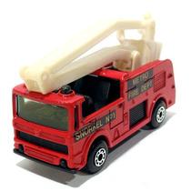 Caminhão Bombeiro Snorkel Fire Dep Matchbox