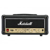 Cabeçote Guitarra Valvulado 15w Marshall Dsl15h B +knob+