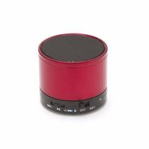 Caixa De Som Bluetooth Com Cabo Auxiliar P2 E Cabo Usb.