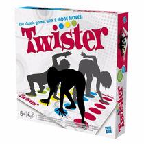 Brinquedo Menino Menina Jogo Twister Hasbro Idade +6 Anos