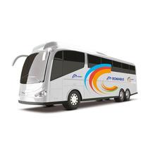 Brinquedo Indantil Miniatura Onibus Bus Executive Roma