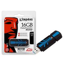 Pen Drive Usb 3.0 Kingston Dtr30g2/16gb Datatraveler G2 R3.0
