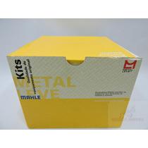 Kit Motor Metal Leve Twister/tornado Cilindro Pistão Anelstd