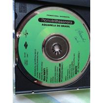Cd Promocional Novela Ney Matogrosso Alcione Laura Fygi 2000