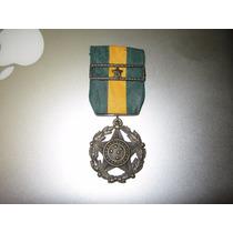 Medalha Do Exército Brasileiro - Tempo De Serviço - Original
