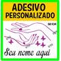 Adesivo Decorativo De Parede Salão De Beleza -manicure
