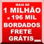 1 Milhão De Bordados Para Tajima, Pe, Wilcom Etc 7dvdou-link