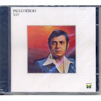 Cd Paulo Sérgio - Vol. 9 - 1975 - Lacrado