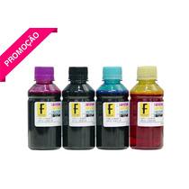 2 Litros Tinta Para Cartucho Recarregável Tx125 Tx135 Tx123