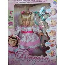 Boneca Dengosa Divertoys 75