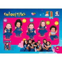 Boneca Chiquititas Baby - Personagens - Cotiplás