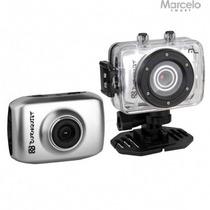 Promoção Câmera Sportcam Multilaser Dc180 12x Sem Juros