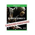 Jogo Xone Mortal Kombat X + Chaveiro Exclusivo Grátis