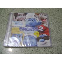 Cd - The Smurfs 2 Trilha Sonora Do Filme