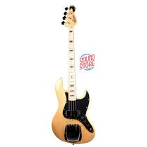 Contra Baixo Jazz Bass Dolphin Rocket 9441 Vintage75 Com Bag