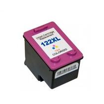 Cartucho Tinta Compatível Hp 122 Color Hp 1000 2050 3050