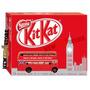 Caixa Exclusiva Chocolate Kit Kat 14 Barras Ao Leite 630g