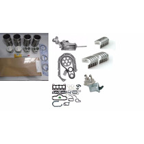 Kit Motor Reparação Completo Gol 1.6 Cht Gas Original