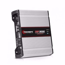 Amplificador Potência Dsp 3000 3000w Rms Taramps 2ohm Compct
