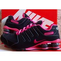 Tênis Nike Shox Feminino 4 Molas Excelente Qualidade