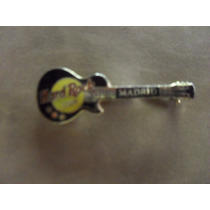 Broche Antigo Cafe Hard Hock