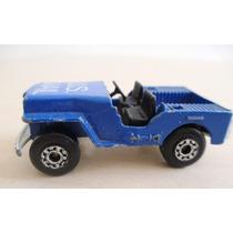B3259 Matchbox Superfast 5 Jeep Correio Americano, 1976, Ing