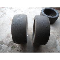 2 Pneus Slik Usados 235/640 R18 P Zero Pirelli