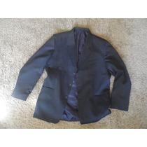 Terno Masculino Azul Marinho