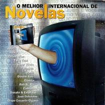 Cd / O Melhor Internacional De Novelas - Edição 1998