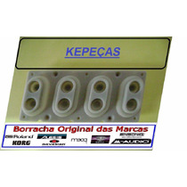 Borracha Nova (04 Contact) Teclado Soltom (para 4 Teclas)