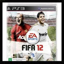 Fifa 2012 12 Ps3 Original Lacrado Pronta Entrega