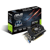 Placa De Video Asus Geforce Gtx750 1gb Ddr5 Gtx750-phoc-1gd5