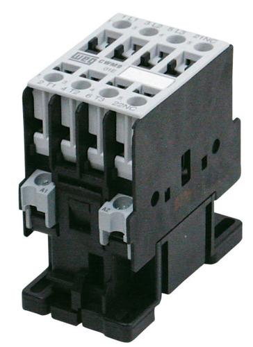 Contator Tripolar Cwm 9,0a 220v 60hz 1nf Cwm9 - 01 - 30v26 - Weg