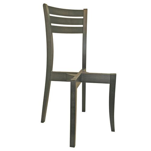 Cadeira Tramontina Piazza Catânia Sem Assento Tabaco